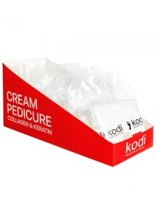 Set of Disposable Pedicure Socks with Cream Emulsion (10 pcs/pack)
