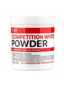 Competition White (Competition white acrylic) 224 gr.