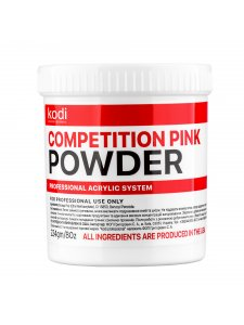 Competition Pink (Competition transparent-pink acrylic) 224 gr., KODI