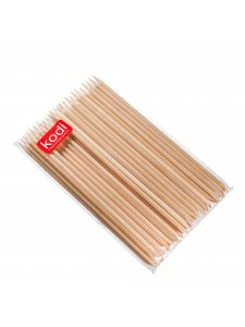 Orange sticks 15 cm. (50 pcs.)