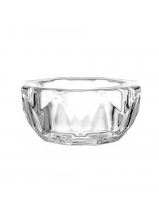 Transparent cup without a lid, 20 ml