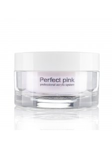 Perfect Pink Powder (Basic transparent-pink acrylic) 40 gr.