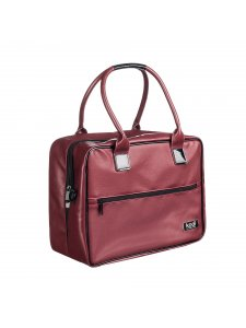 Bag for makeup artist Kodi professional (color: burgundy), KODI