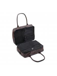 Bag for makeup artist Kodi professional (color: brown), KODI