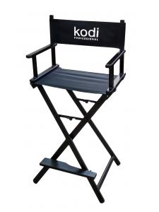 Folding Chair for Make-up Artists (Color: Black), KODI