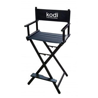 Photo - Folding Chair for Make-up Artists (Color: Black), KODI from KODI PROFESSIONAL