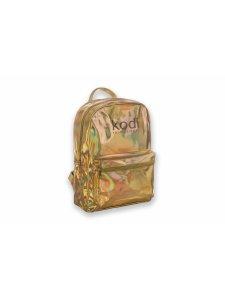 Backpack with Kodi professional logo (color: golden), KODI