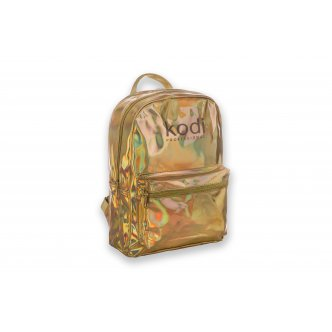 Photo - Backpack with Kodi professional logo (color: golden), KODI from KODI PROFESSIONAL