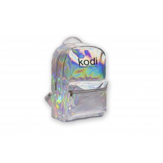 Photo - Backpack with Kodi professional logo (color: silver), KODI from KODI PROFESSIONAL