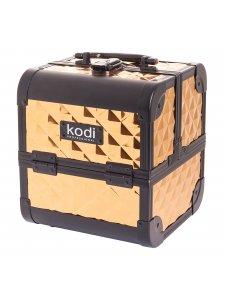 Case for cosmetics №33 (gold), KODI