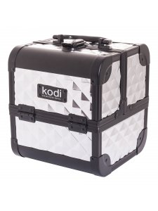Case for cosmetics №33 (silver), KODI