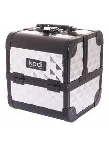 Case for cosmetics №33 (silver), KODI