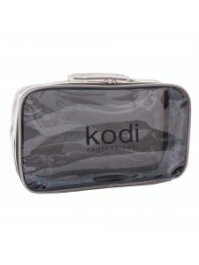 Kodi Make-Up Cosmetic Bag No. 9 (nylon; color: gray)