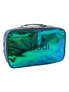 Kodi Make-Up Cosmetic Bag No. 10 (nylon; color: emerald)