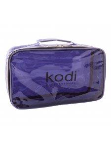 Kodi Make-Up Cosmetics Bag №17 (nylon; color: lilac), KODI