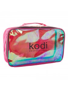 Kodi Make-Up Cosmetic Bag №13 (nylon; color: rainbow fuchsia), KODI