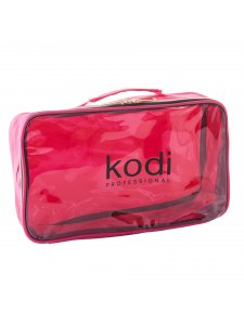 Kodi Make-Up Cosmetic Bag # 14 (nylon; color: fuchsia)