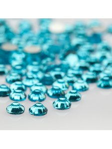 "Decorative crystals ""Aqua Bohemica"", size SS 03 (500pcs / pack)"