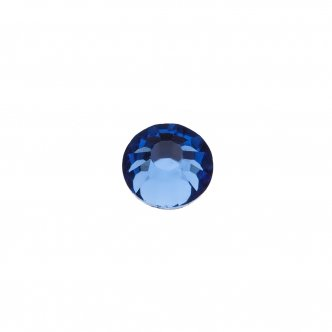 "Decorative crystals ""Light Sapphire"", size SS 10 (100 pcs / pack), KODI"