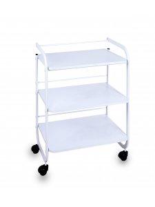 Beautician Trolley with 3 shelves (chipboard) CH-5008, KODI