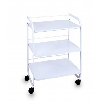 Photo - Beautician Trolley with 3 shelves (chipboard) CH-5008, KODI from KODI PROFESSIONAL