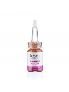 Eyebrow pigment B06 (Copper brown) 10 ml, KODI
