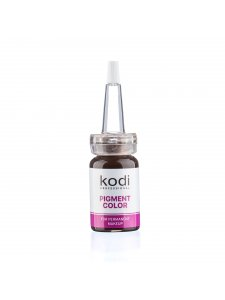 Eyebrow pigment B13 (Brownish-gray) 10 ml, KODI