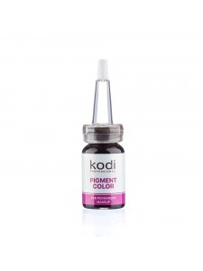 Pigment for eyes E02 (Medium black) 10 ml, KODI