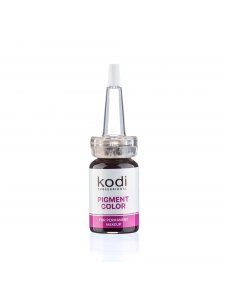 Pigment for eyes E03 (Medium black. For blondes) 10 ml, KODI