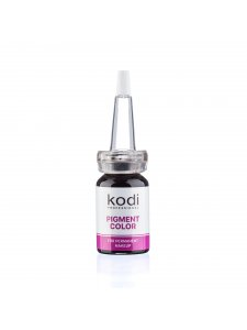 Pigment for eyes E04 (Black liner) 10 ml, KODI