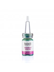 Pigment for eyes E06 (Green) 10 ml, KODI