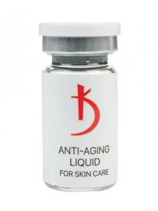 Anti-aging liquid for skin care, 7 ml, KODI