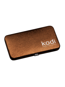 Magnetic case for tweezers Kodi professional, color: bronze