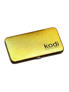 Case for tweezers Kodi professional, color: gold