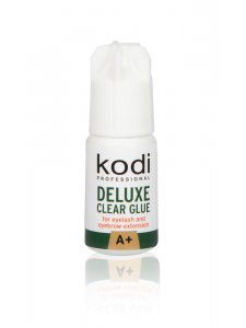 Glue for eyelashes Deluxe A+