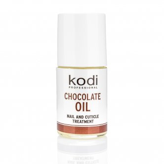 "Photo - Cuticle oil ""Chocolate"" 15 ml., KODI from KODI PROFESSIONAL"