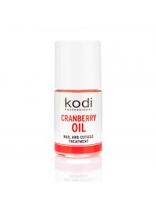 Cuticle Oil (Cranberry) 15ml., KODI