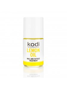 Cuticle Oil (Lemon) 15ml., KODI