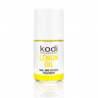 Photo - Cuticle Oil (Lemon) 15ml., KODI from KODI PROFESSIONAL