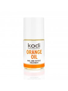 "Cuticle oil ""Orange"" 15 ml., KODI"