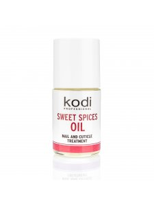 "Cuticle oil ""Sweet spices"" 15 ml., KODI"
