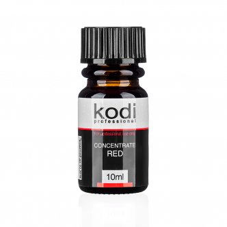 Photo - Concentrate for monomer red, 10 ml, KODI from KODI PROFESSIONAL