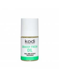 "Cuticle oil ""Grassy Fresh"" 15 ml., KODI"
