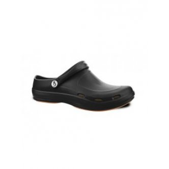 Photo - Fit Clog Shoes with replaceable insole, color: black (size: 42), KODI from KODI PROFESSIONAL