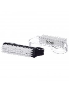 "Brush for nails with ""Kodi Professional"" logo, color: black"