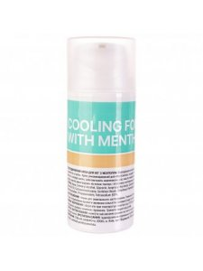 Cooling Foot Cream with Menthol, 100 ml.