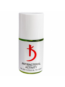 CUTICLE OIL WITH ANTIBACTERIAL EFFECT, 15ML.