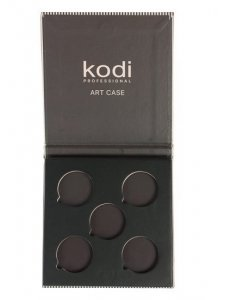 Magnetic cardboard palette for 5 refills; d = 27 mm, KODI