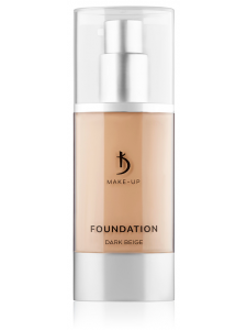 Foundation Dark Beige Kodi Professional Make-up, 40ml, KODI