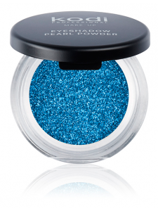 Eyeshadow Diamond Pearl Powder Cobalt wave, 2g , KODI